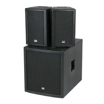 DAP-Audio Club Mate I 12 inch 800w Compact active speaker PA DJ set | Sound | PA Speakers | DAP Audio | Lighthouse Audiovisual UK
